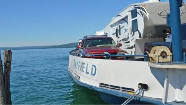 Weather Alerts - Madeline Island Ferry Line