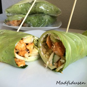 Cabbage wrap