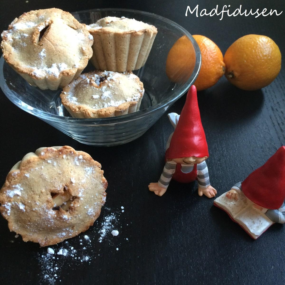 Engelsk jul: Mince Pie