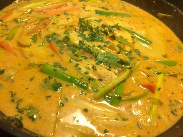 En sikker Wok vinder - Thai wok