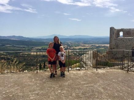 Postkort fra Toscana