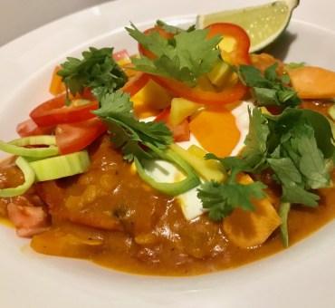 Lækker vegetarisk linsegryde – indisk dahl