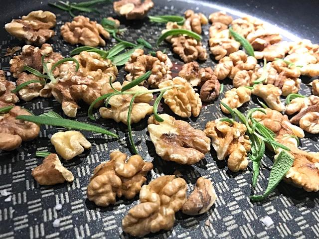 Hjemmelavede ravioli med portobellosvampe og mascarpone