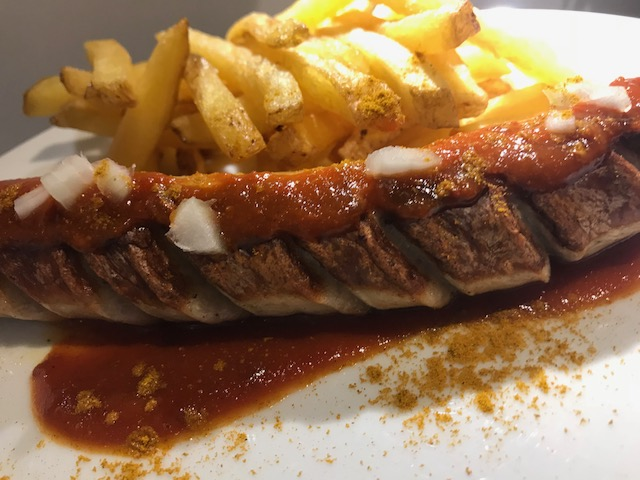 Currywurst - den gode tyske klassiker