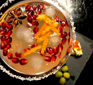 Super lækre og nemme cocktails perfekt til jul og nytår