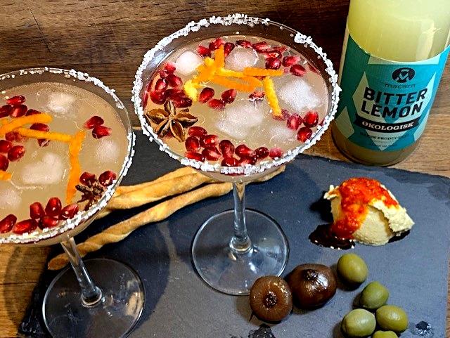 Super lækre og nemme cocktails perfekt til jul -og nytårsfester