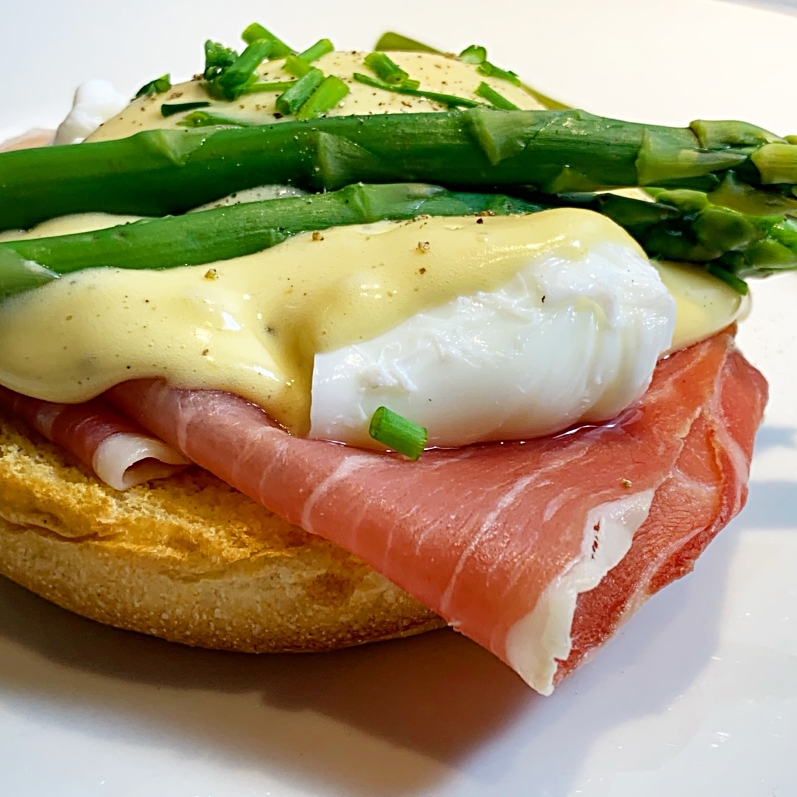 Den franske morgenmadsklassiker Egg Benedict
