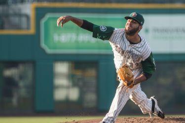 San Diego Padres pitching prospect Pedro Avila