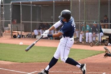 San Diego Padres prospect Tirso Ornelas