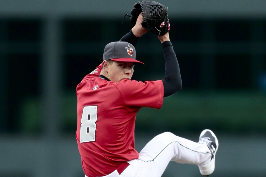 Padres Pitching Prospect MacKenzie Gore