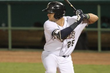 Padres prospect Austin Allen hits for San Antonio Missions