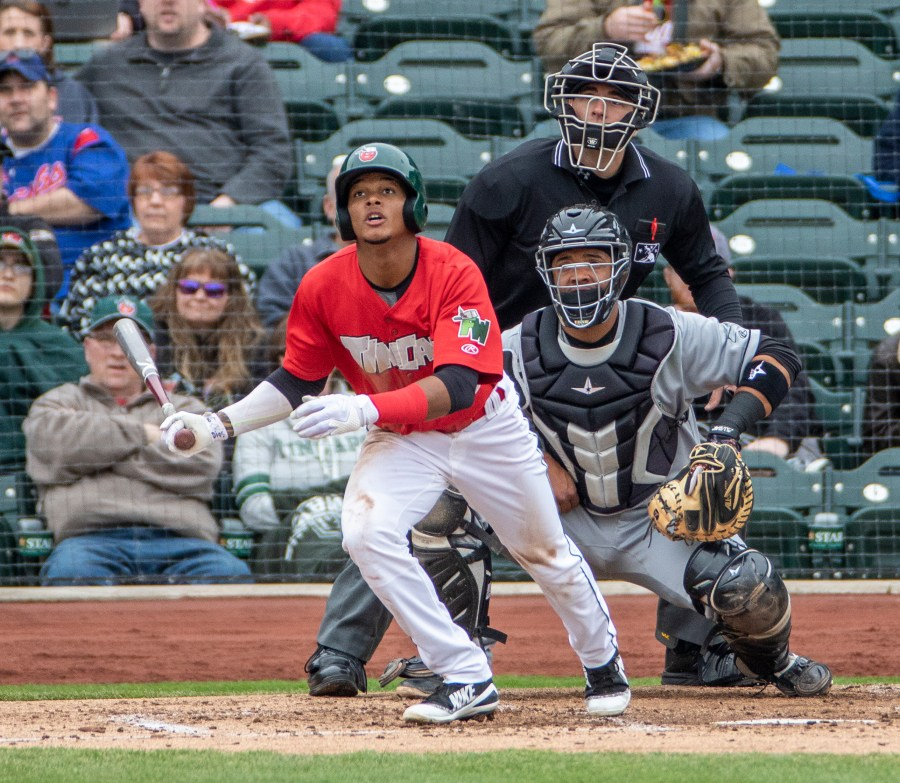 Padres prospect Jeisson Rosario hits for Fort Wayne TinCaps