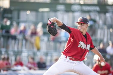 Padres prospect MacKenzie Gore pitches for Fort Wayne TinCaps