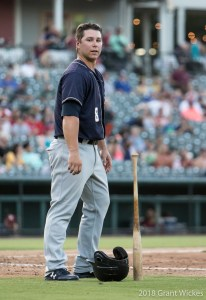 Ty France, Padres prospect with San Antonio Missions