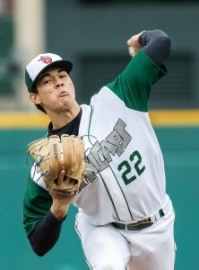 Padres prospect Joey Cantillo pitches for Fort Wayne TinCaps