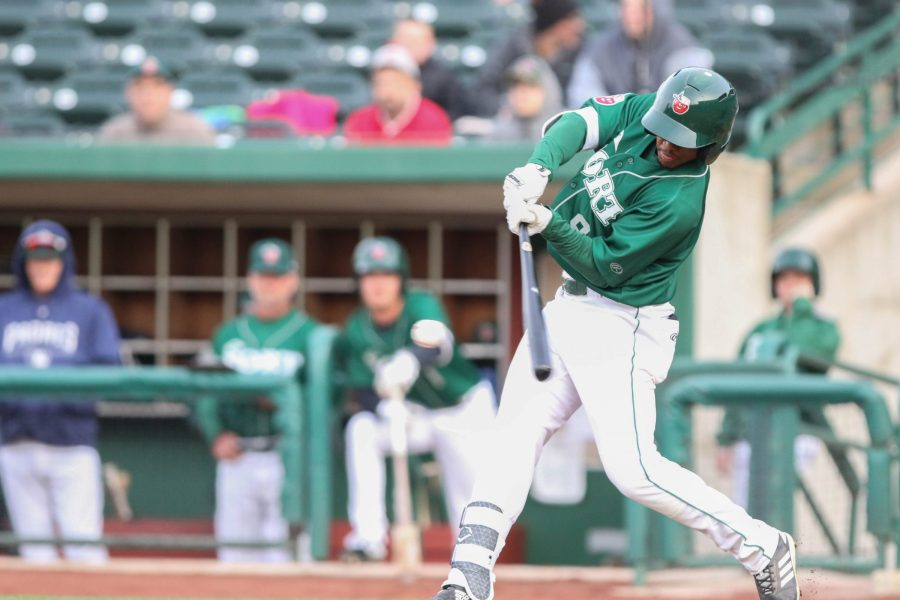 Xavier Edwards, Padres prospect, batting for Fort Wayne TinCaps
