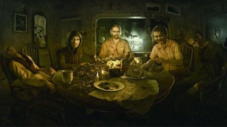 Famille de Resident Evil 7