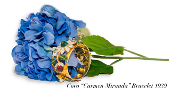 1939 Coro Carmen Miranda Bracelet