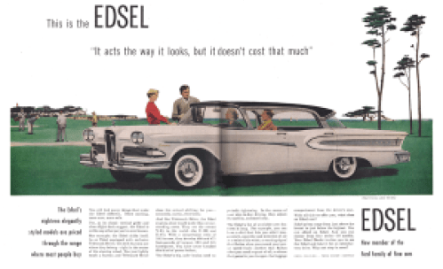 Edsel Ford – No Flop