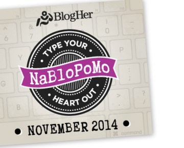 Reflecting on NaBloPoMO 2014