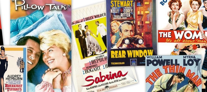 Eight Movies with Vintage Style