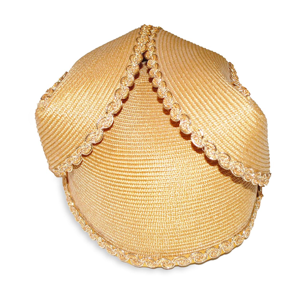 unusual turban