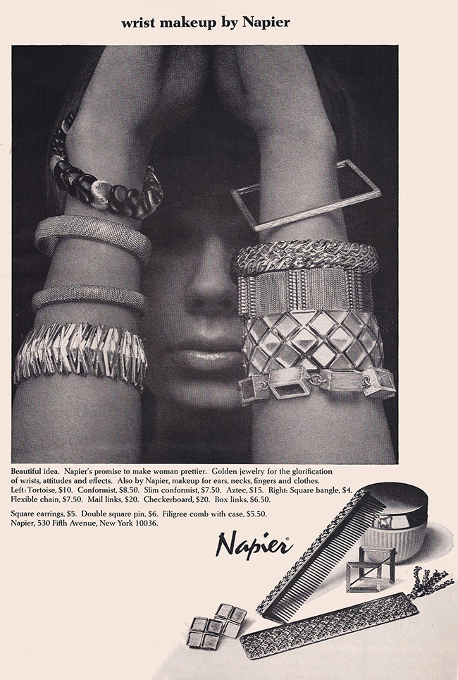 Napier Wrist Makeup