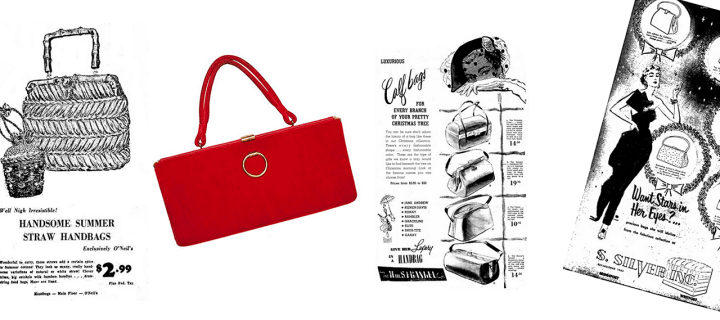 Five Tips To Find Your Perfect Vintage Handbag