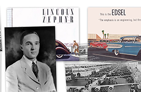 edsel ford biography