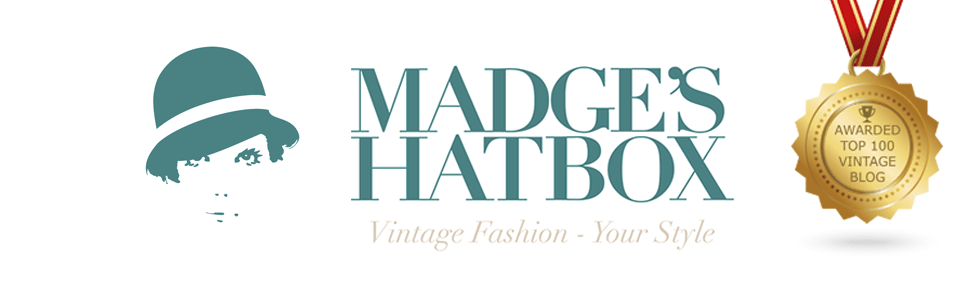 Madge Named Top Vintage Blog by Feedspot