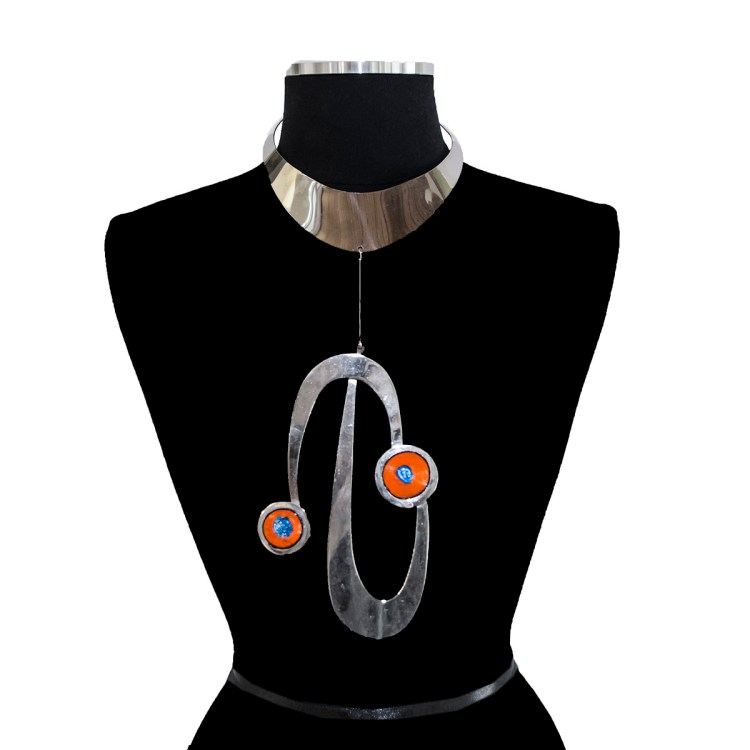 vintage cardin necklace