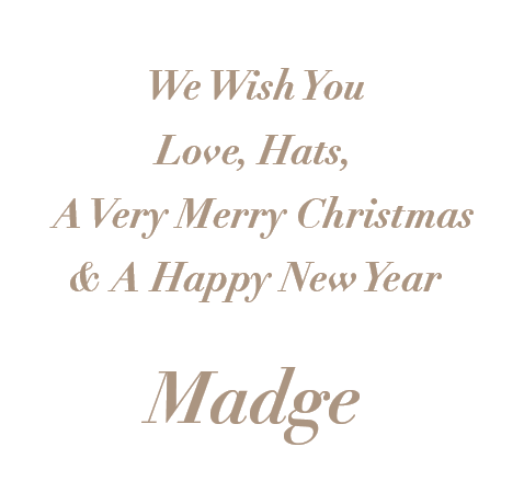 Merry Christmas from Madge