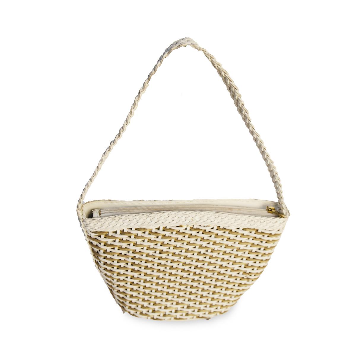 Vintage bucket bag