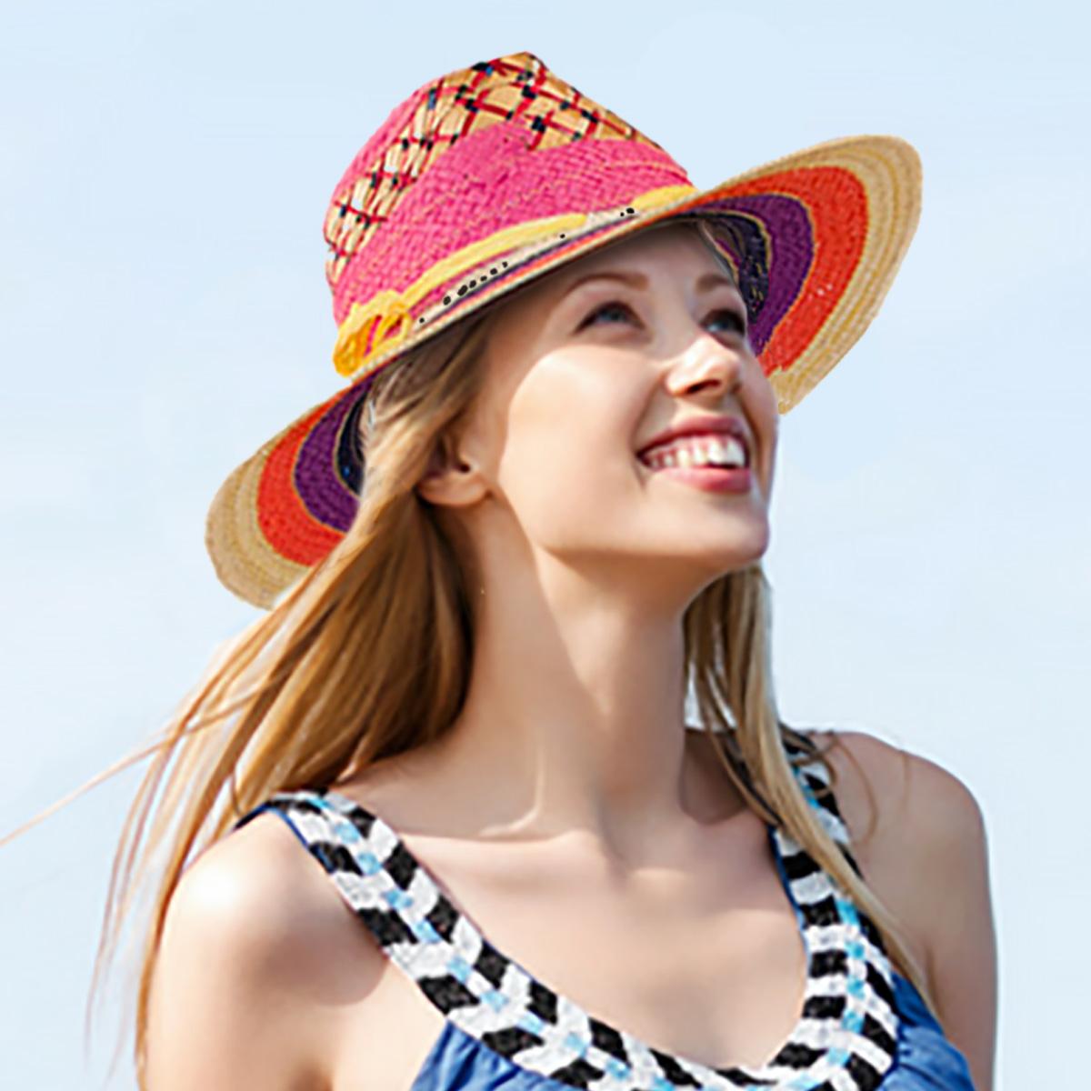 Itallan straw hat