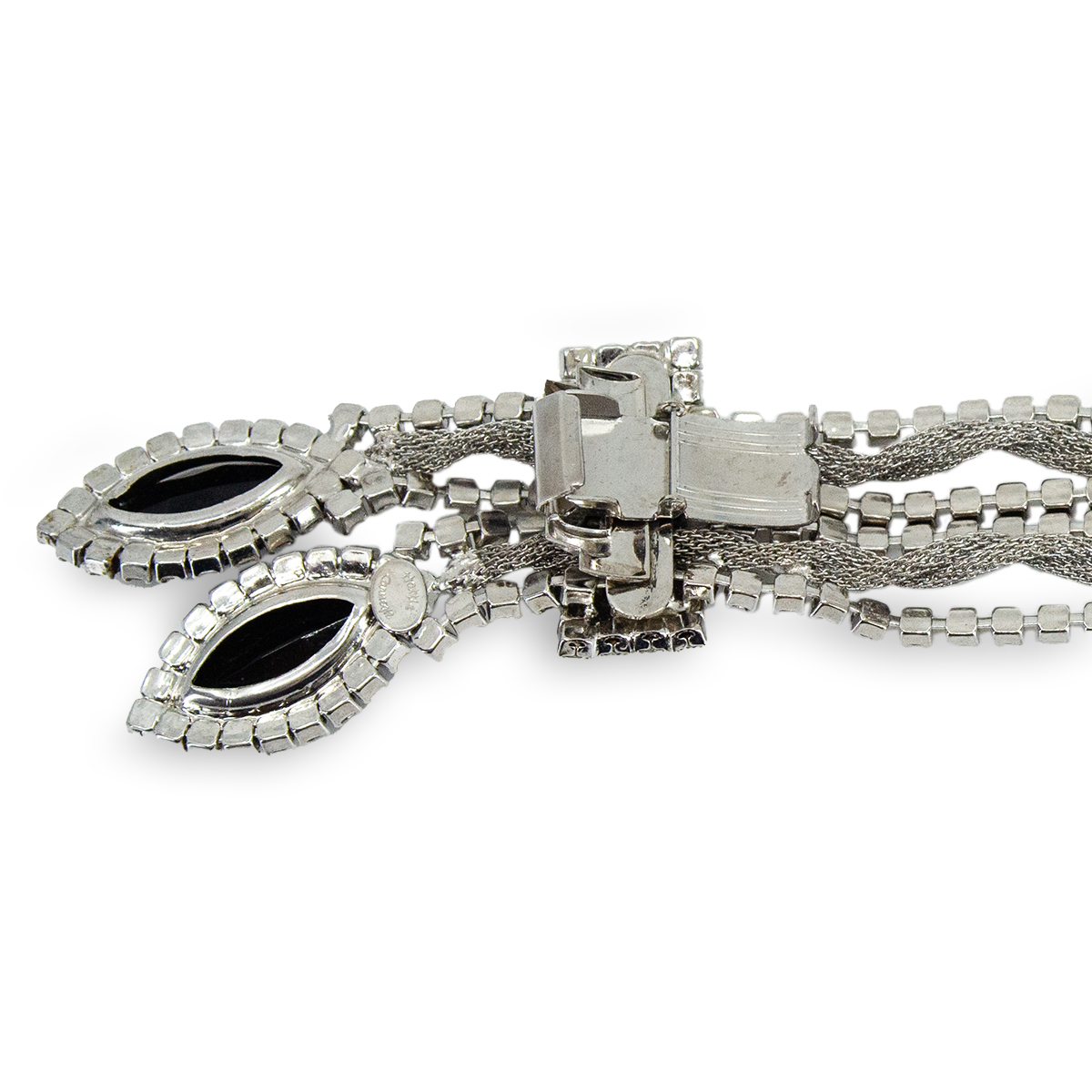 fold-over clasp