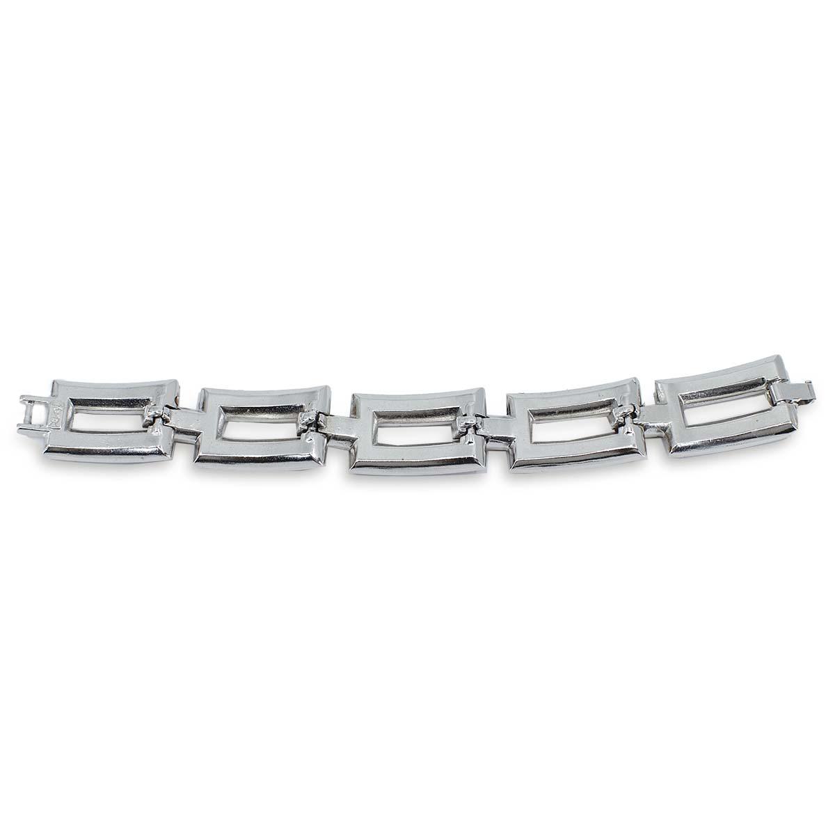 Yves Saint Laurent link bracelet