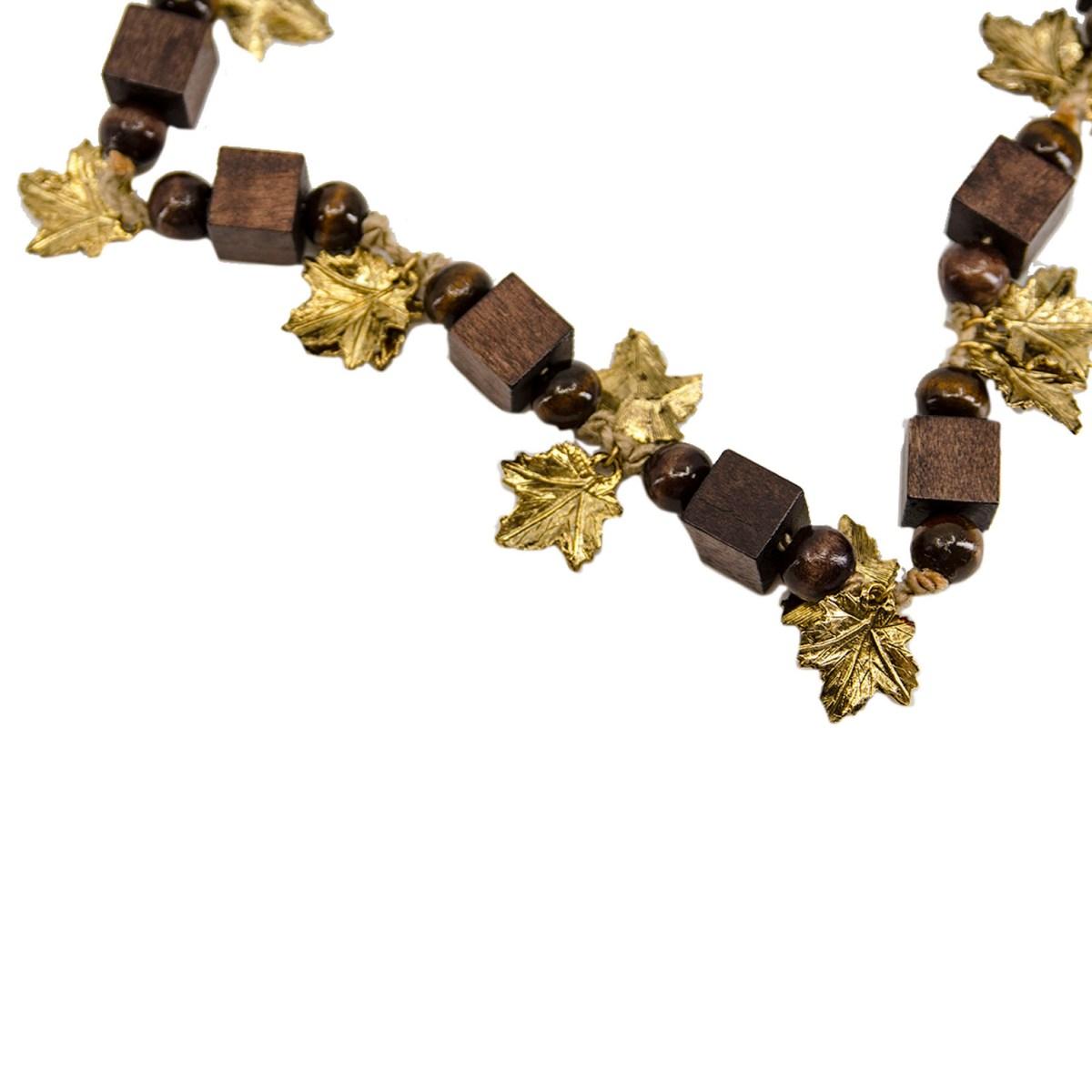 square wood beads