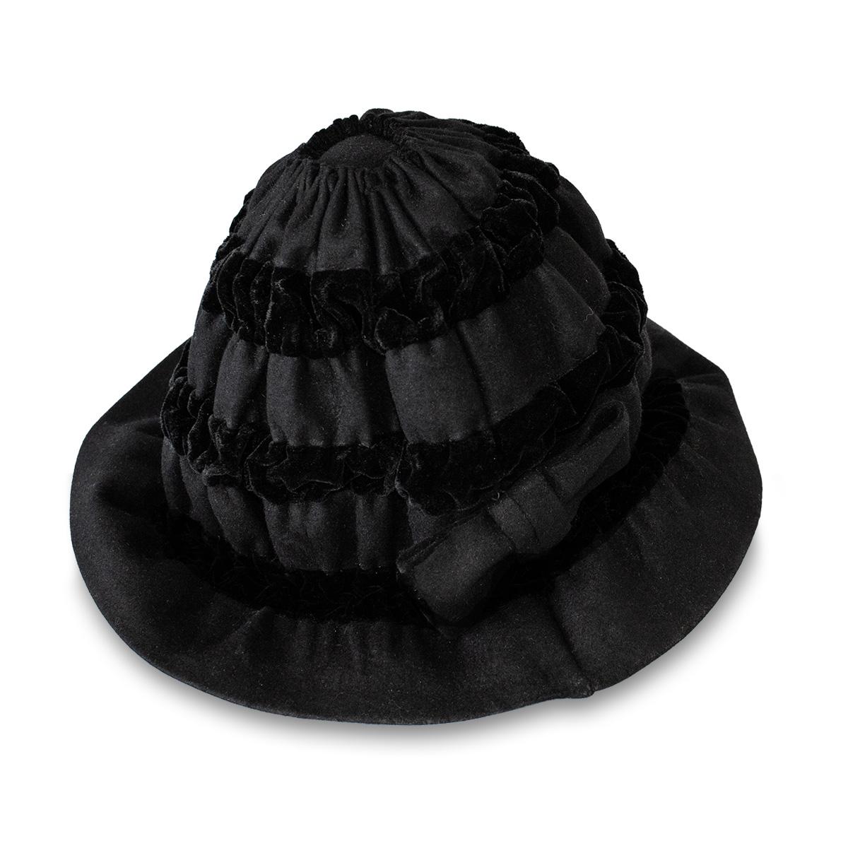 vintage sally victor hat