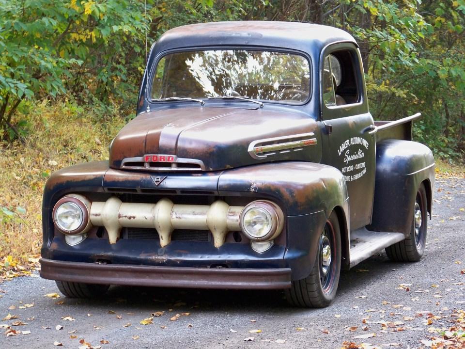 1951 Ford F1 – Lagler Automotive Specialties