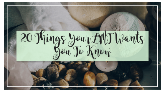 Things Your Massage Therapist Wants You To Know
