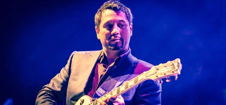 Fun Lovin' Criminals, live at Paard van Troje, The Hague, the Netherlands