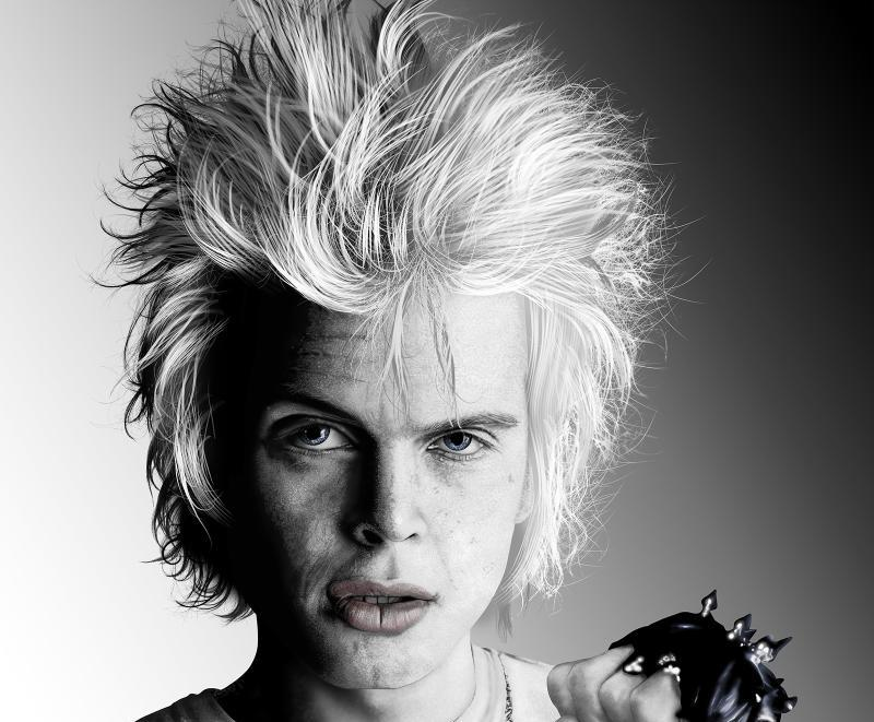 Billy Idol Interview Madhouse Magazine