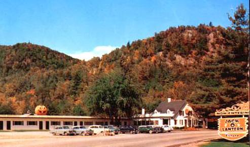 Jack O'Lantern Resort, Woodstock, NH, 1960s