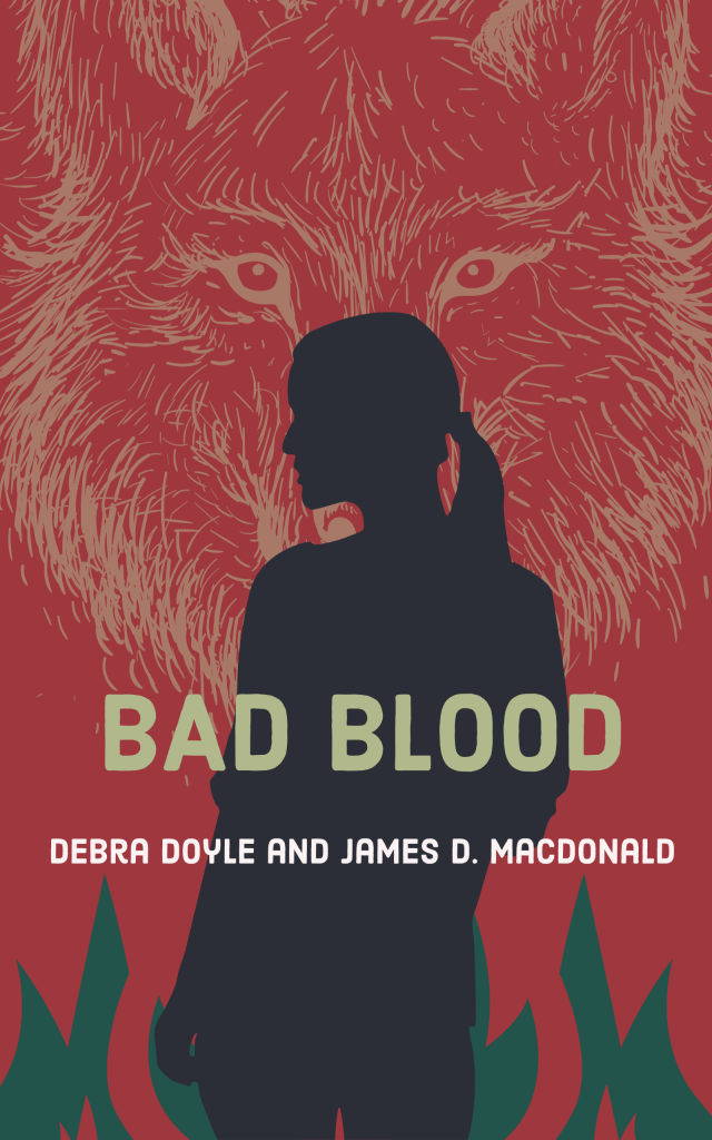 Book Cover: Bad Blood