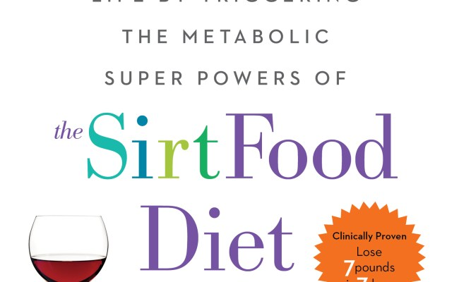 Book The Sirtfood Diet Giveaway