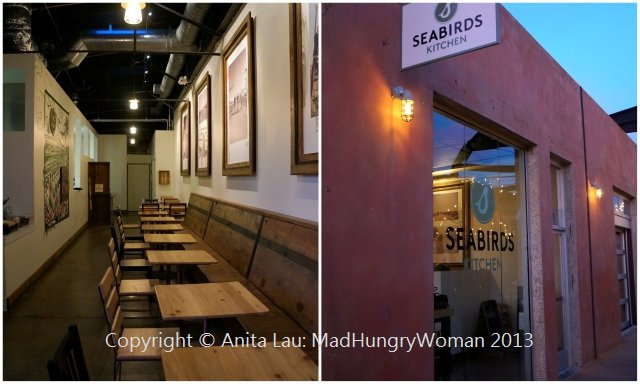 Seabirds Kitchen offers simple and delicious vegan fare