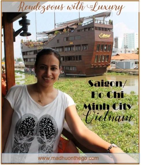 Saigon-Ho chi minh city