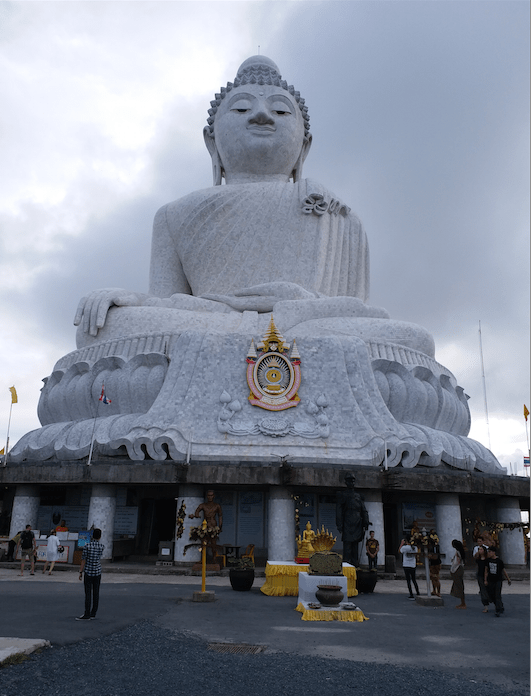 Big Buddha at Phuket
