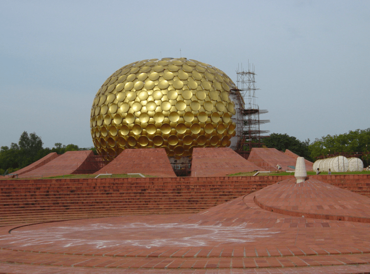 Matrimandir- during the time of its construction- from one of my earlier visits.png