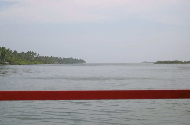 Paradise beach- beautiful ride through backwaters in  Ferry.png